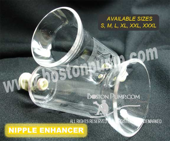 Nipple Enhancer Cylinder