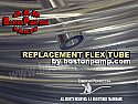 FLEXIBLE PUMP HOSE REPLACEMENT