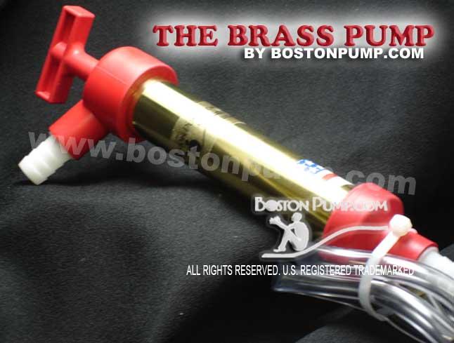 The Brass Pump