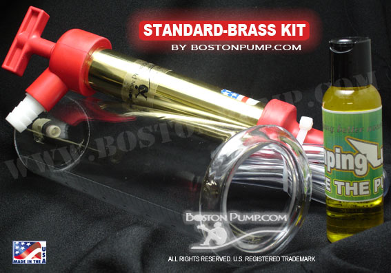 Standard Brass Pump Kit