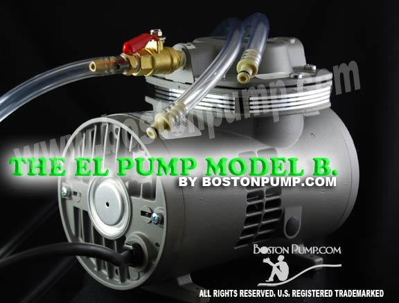 BostonPump Model-B Electric Penis Pump
