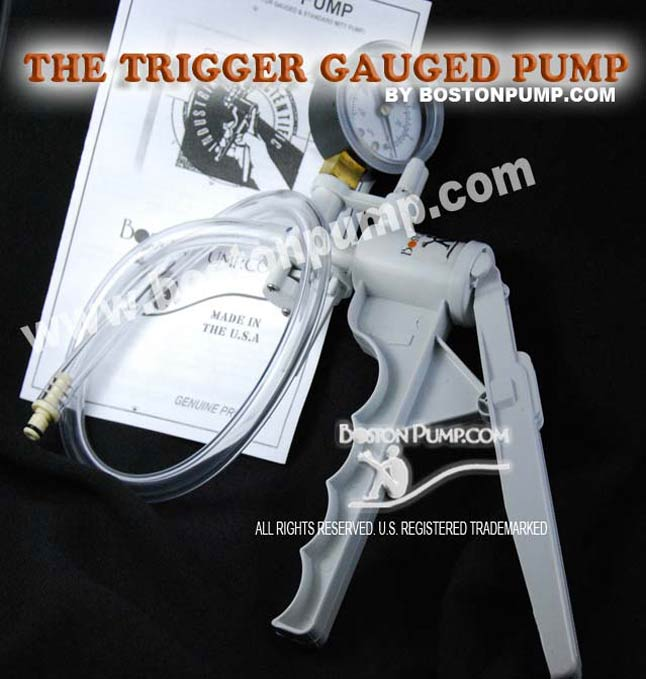 The Gauged Trigger Pump