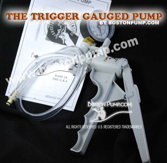 bostonpump.com Gauged Trigger Pump