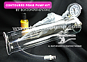 "4"" BOSTONPUMP CONTOURED PENIS PUMP KIT"