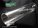 "2.5"" BOSTONPUMP END-CUT DESIGN. PENIS ENHANCER CYLINDER"