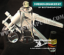 "1.5"" FORESKIN ENHANCER KIT BY BOSTONPUMP.COM"